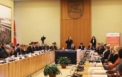 Seimo vyko diskusija apie Sveikatos reformas Lietuvoje (Ilonos Silenkovos nuotr)